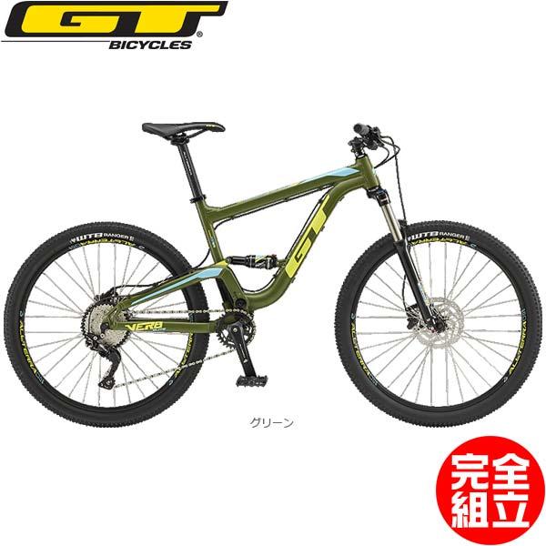 GT ジーティー 2019年モデル VERB ELITE ヴァーブエリート 27.5 マウンテンバイク
