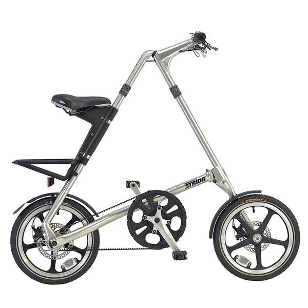 STRiDA LT ブラッシュ 2019年モデル 折りたたみ自転車