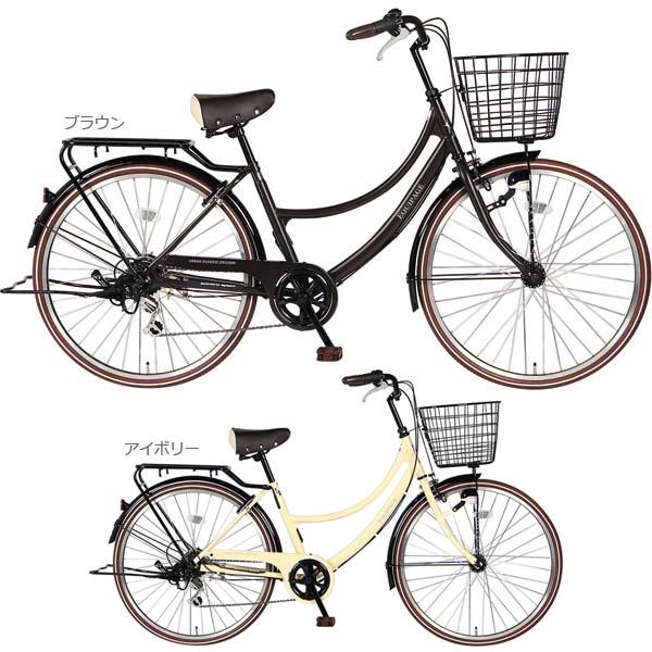 ASAHI あさひ EQUIPAGE エキパージュ 26インチ シティサイクル【bike-king】