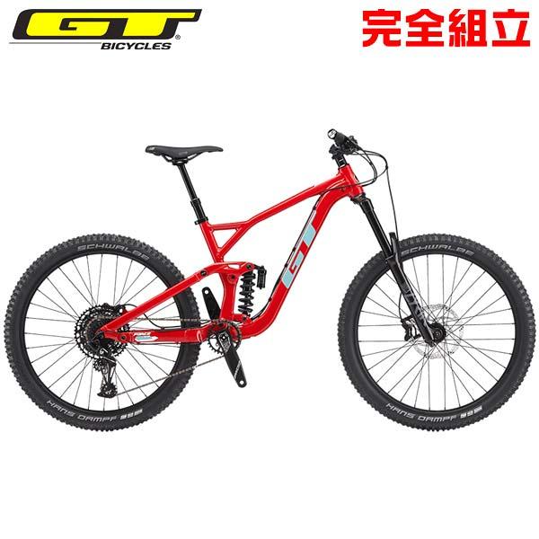 【特典付】GT ジーティー 2020年モデル FORCE ELITE フォース エリート 27.5インチ マウンテンバイク
