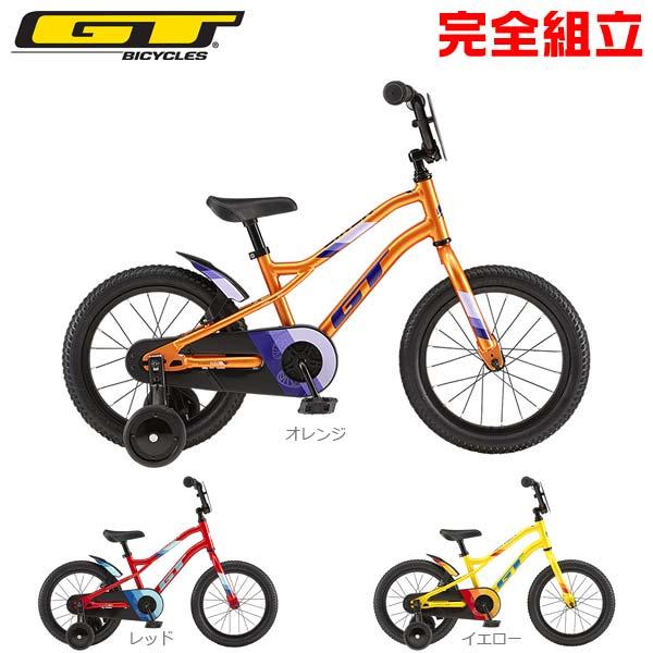 GT ジーティー 2020年モデル SIREN 16 サイレン 16インチ 子供用自転車