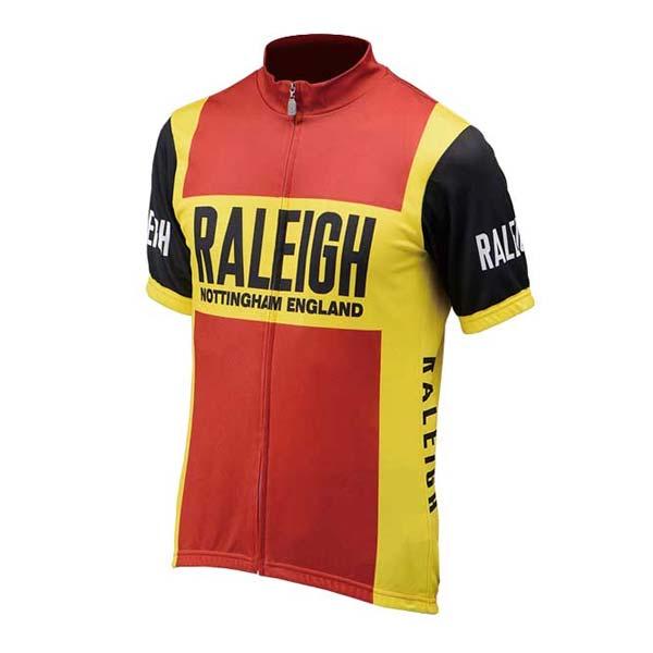 Raleigh ラレー Team Ti レプリカジャージ