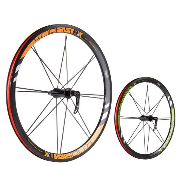 TERN ターン 20inch Kinetix Pro X フロントホイール【bike-king】