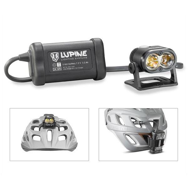 ルパン LED ヘッドライト Piko 4【ルパン 充電式 高輝度LED ライト】【LUPINE】