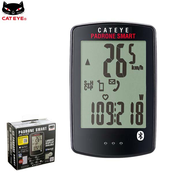 CATEYE キャットアイ PADRONE SMART パドローネスマート CC-PA500B トリプルワイヤレスキット サイクルコンピューター
