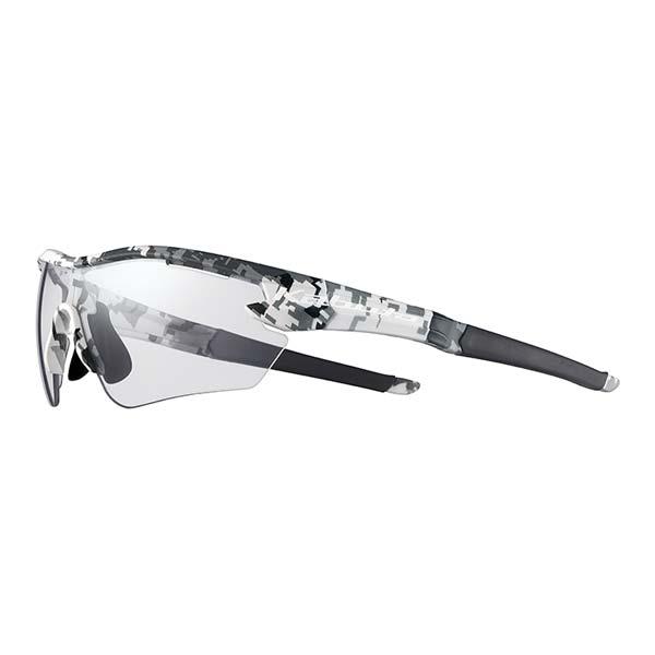 OGK KABUTO オージーケーカブト 101 PH サングラス (撥水クリア調光レンズ) マットホワイトカモ