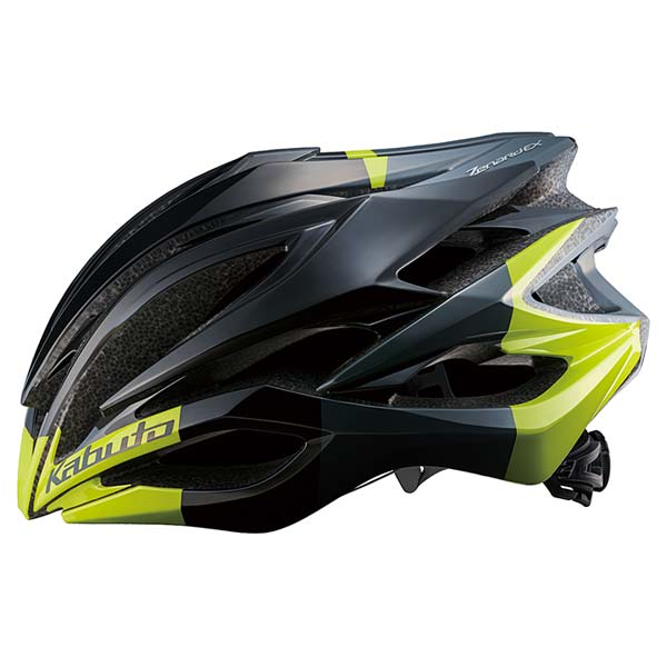 OGK KABUTO オージーケーカブト ZENARD-EX ゼナード EX ヘルメット ブラックグリーン