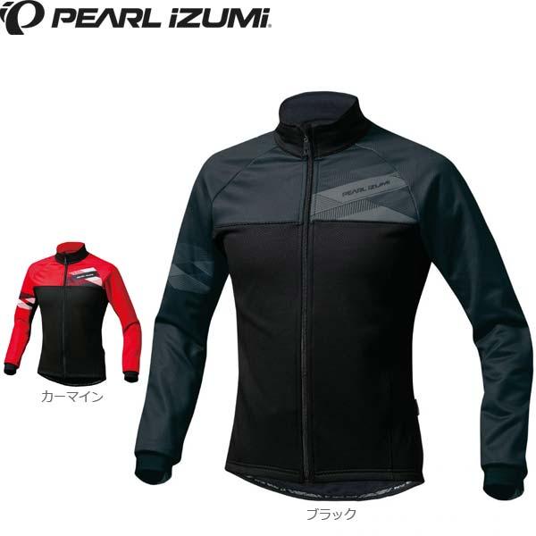 PEARL IZUMI パールイズミ B3500-BL ウィンドブレーク ジャケット (ワイドサイズ) 2018秋冬