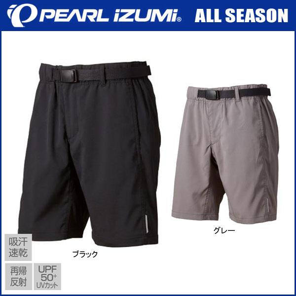パールイズミ 2018 ストレッチ ショート パンツ(1. ブラック / 2. グレー) [9110]【2018年春夏カタログ掲載モデル】【PEARL IZUMI】