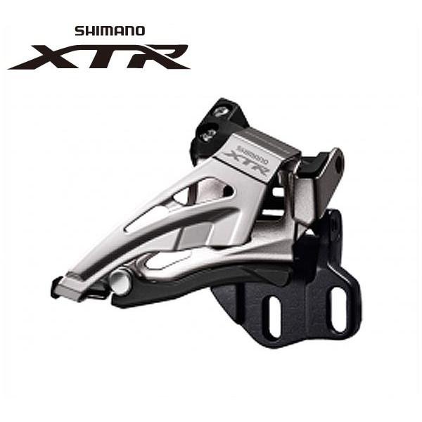シマノ XTR フロントディレイラー FD-M9025 E 2X11/38T【SHIMANO XTR】【bike-king】