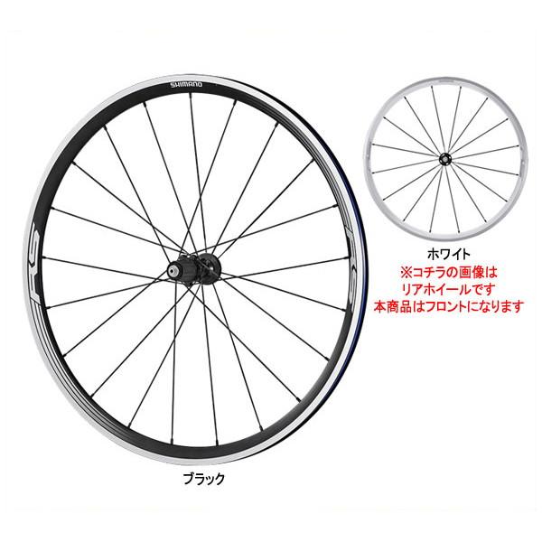 SHIMANO (シマノ) クリンチャーホイール WH-RS330 リア ブラック【ロード用ホイール】【自転車用】