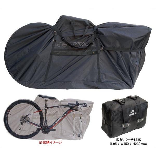 TIOGA(タイオガ) バイク シェル/Bike Shell [BAR03200]【輪行袋】