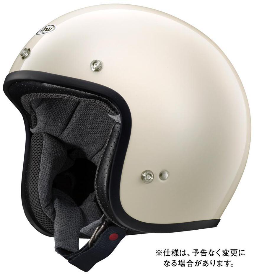 Classic MOD(クラシック・モッド) パイロットホワイト 61~62cm ジェットヘルメット ARAI(アライ)