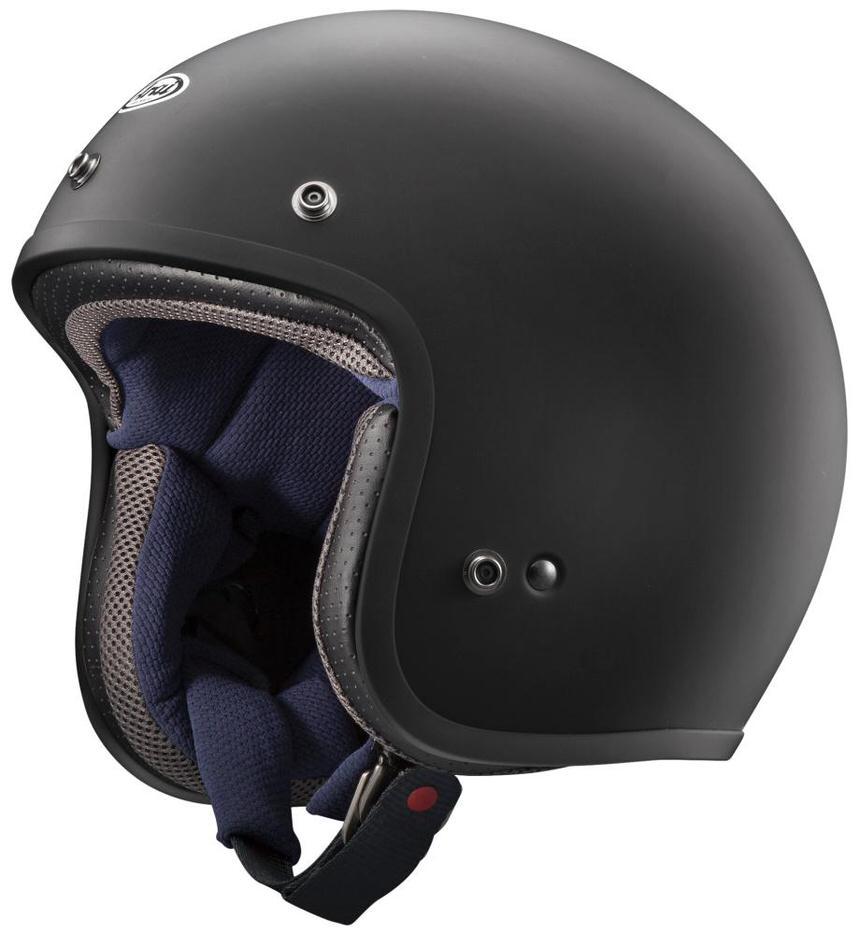 Classic MOD(クラシック・モッド) ラバーブラック(つや消し) 57~58cm ジェットヘルメット ARAI(アライ)