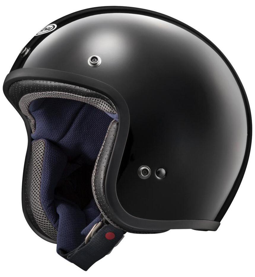 Classic MOD(クラシック・モッド) グラスブラック 55~56cm ジェットヘルメット ARAI(アライ)