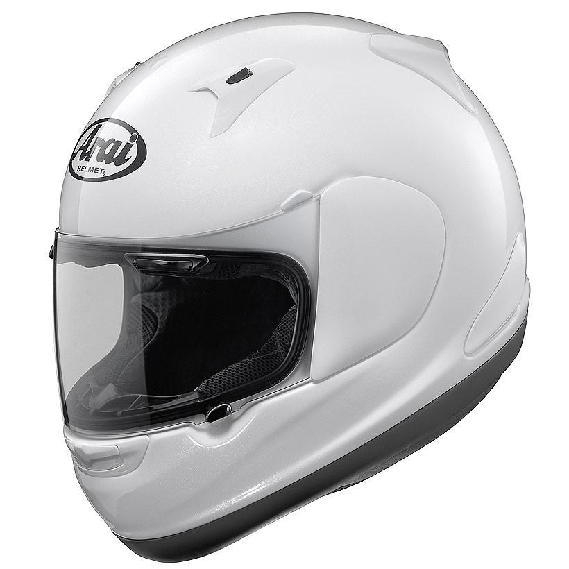 ASTRO-IQ(アストロIQ)XO グラスホワイト 65~66cm フルフェイス Arai(アライ)