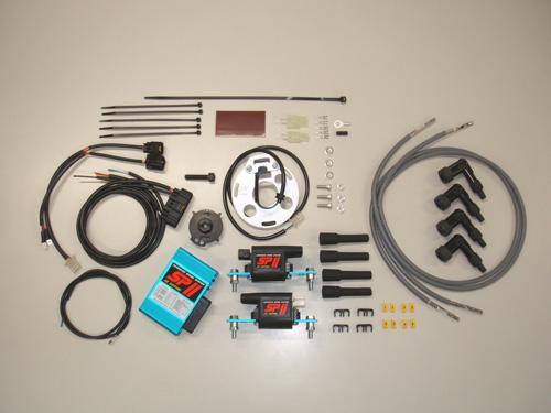 SP2 フルパワーキット(コードセット付) ASウオタニ Z750FX-2