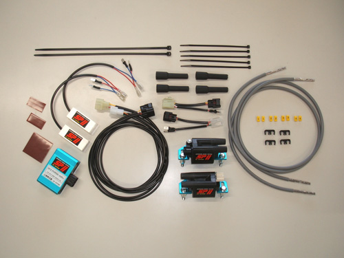 SP2ハイパワーコイルキット ASウオタニ ZRX1200 DAEG(ダエグ)