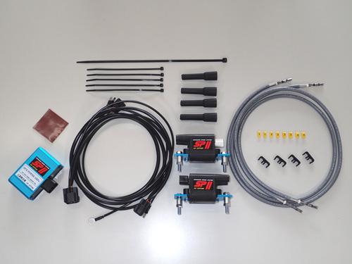 SP2 パワーコイルキット(ボルトオンセット) ASウオタニ CBR1100XX(FI)