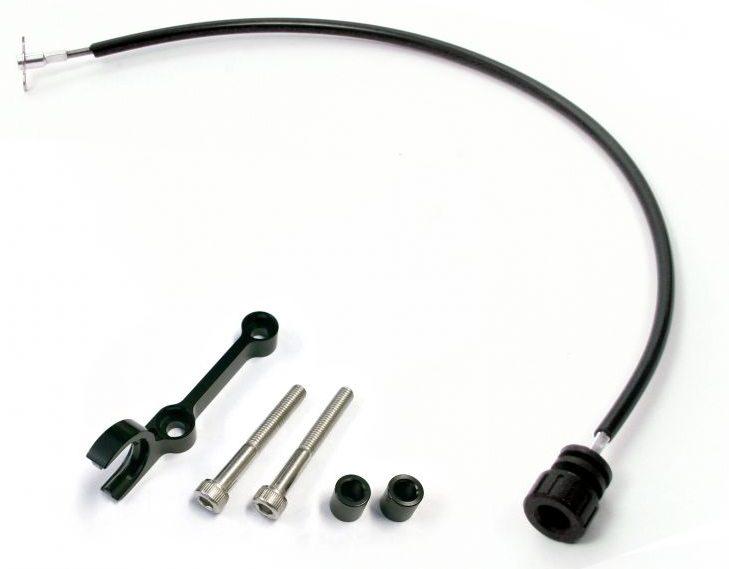 RSタイプ リモートアジャストワイヤー&ブラケット(スイッチボックス固定タイプ) ACTIVE(アクティブ) YZF-R1/M(ABS)15~16年