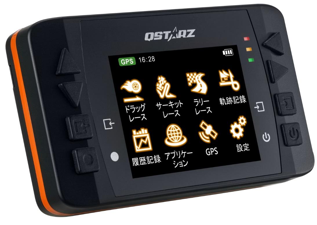 LT-Q6000S GPSリアルタイムラップタイマー 本体 QSTARZ(Qスターズ)