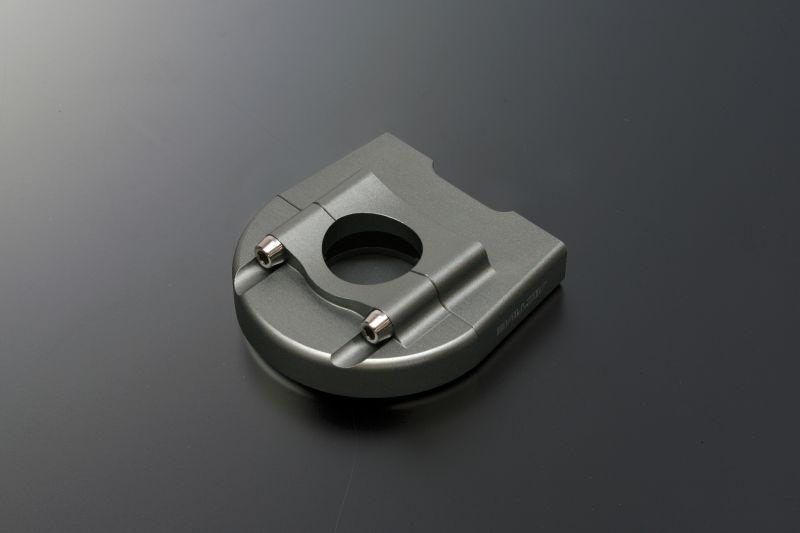 スロットキット ホルダーTYPE-3 ガンメタ 巻取Φ44 メッキ金具 ACTIVE(アクティブ) Z900RS 18年