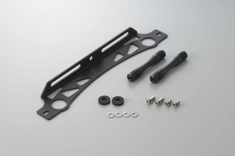 ラウンドオイルクーラーステーセット 11-16R ブラック ACTIVE(アクティブ) BMW R nineT(14~16年)