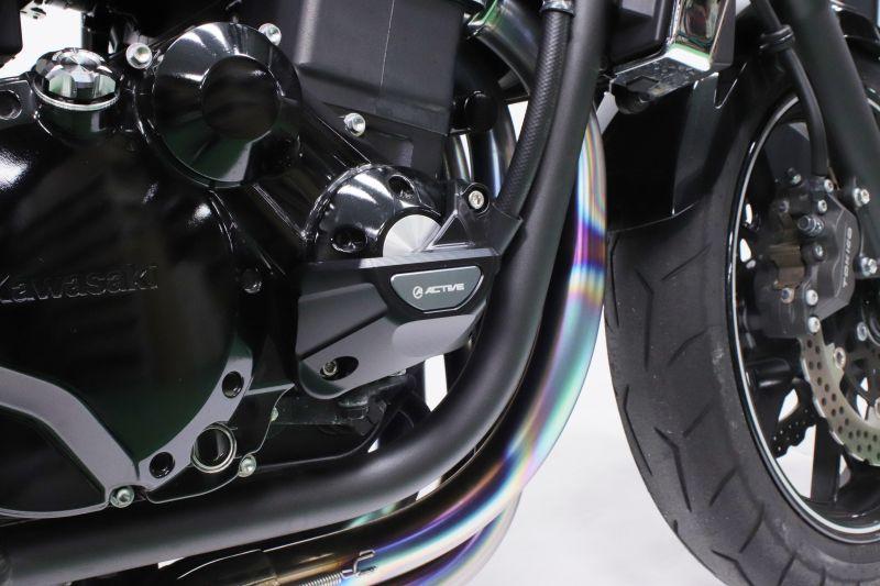 エンジンカバースライダー 左右セット ACTIVE(アクティブ) ZRX1200 DAEG(ダエグ)