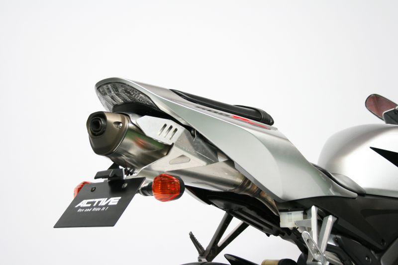 フェンダーレスキット ブラック LEDナンバー灯付 ACTIVE(アクティブ) CBR1000RR(06~07年)