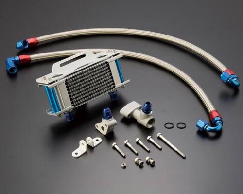 オイルクーラーキット(上廻し)ストレート #8 4.5-10R ACTIVE(アクティブ) Z1000MK-2