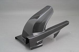 SV1000S(03~04年) リアフェンダー FRP/黒 A-TECH(エーテック)