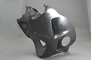 GSXR1300R 隼(99~07年) アンダーカウル 平織カーボン A-TECH(エーテック)