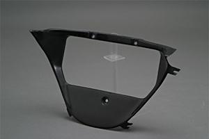 GSXR1300R 隼(99~07年) アンダーカウルセンターパネル 平織カーボン A-TECH(エーテック)