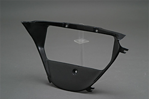 GSXR1300R 隼(99~07年) アンダーカウルセンターパネル 綾織カーボン A-TECH(エーテック)