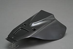 GSXR1300R 隼(99~07年) リアアンダーカウル 平織カーボン A-TECH(エーテック)