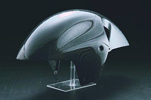 GSXR1300R 隼(99~07年) フロントフェンダーノーマル カーボンケプラ A-TECH(エーテック)