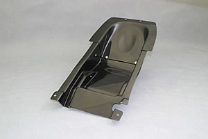 GSXR1300R 隼(99~07年) ビルトイン用フェンダーレスキット 綾織カーボン A-TECH(エーテック)