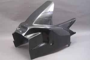 リアフェンダー フルカバード FRP/黒 A-TECH(エーテック) GSX-R600(08年~)