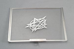 ラジエターコアガード A-TECH(エーテック) YZF-R1(04~06年)