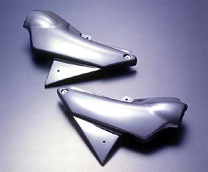 サイドカバー 左右セット 平織りカーボン A-TECH(エーテック) XJR1200(94~97年)