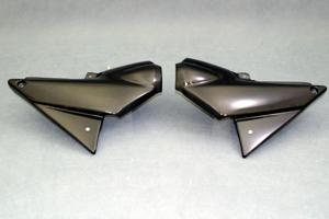サイドカバー 左右セット カーボンケプラ A-TECH(エーテック) XJR1300(98~99年)