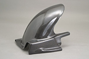 CB1300SF(98~02年) リアフェンダー 綾織カーボン A-TECH(エーテック)