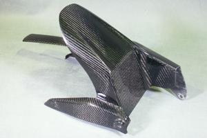 CBR250R(11~13年) リアフェンダー 平織りカーボン A-TECH(エーテック)