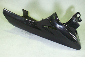 CBR250R(11~13年) アンダーカウル FRP/黒 A-TECH(エーテック)