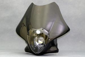 CB1300SF(03年~) ビキニカウル ルナソーレ スクリーンレス FRP/白 A-TECH(エーテック)