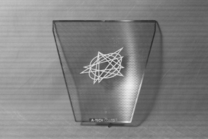 CBR1000RR(06~07年) ラジエターコアガード A-TECH(エーテック)