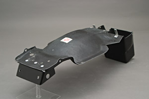 CB1300SF(98~02年) フェンダーレスキット FRP/黒 A-TECH(エーテック)