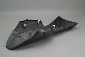 X-11(99~01年) アンダーカウル カーボンケプラ A-TECH(エーテック)