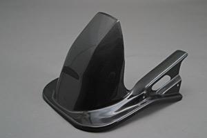 VTR1000SP1(00~01年) リアフェンダー 平織りカーボン A-TECH(エーテック)
