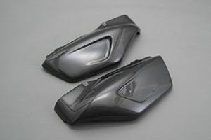 X-4(97年~) サイドカバー 平織りカーボン A-TECH(エーテック)